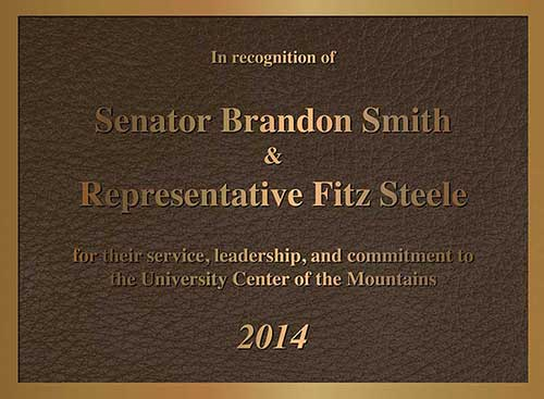bronze government plaque, goverment bronze plaques