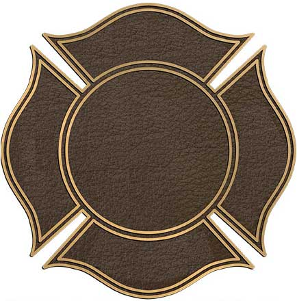 custom border bronze plaques