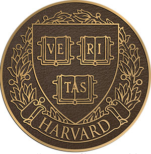 college seal, college seals, bronze college seals