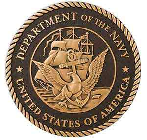 3d military seal