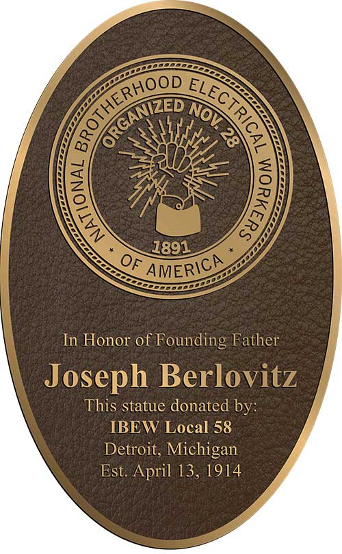 bronze dedication plaque, Bronze plaque, bronze sweet home plaque