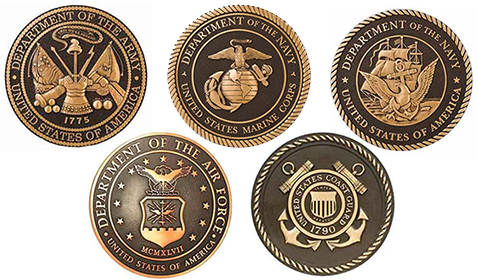 Military Seal, Military Seals, photo Military Seal