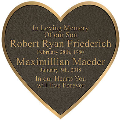 cast bronze memorial plaque, custom bronze plaque, butterfly, Memorial Plaque, Memorial Plaques, outdoor memorial plaques, memorials, Memorial Plaque, Outdoor Memorial Plaques