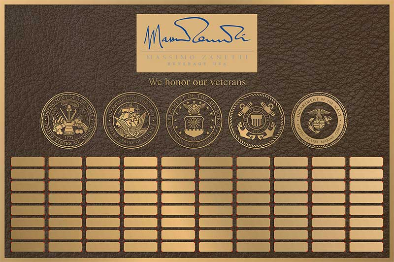 Bronze Donor Plaque, Add-On Plaques, Donation Plaque, Add-on plaque