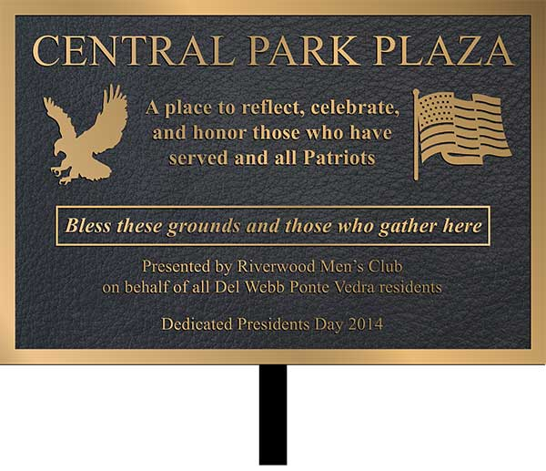 Bronze Plaque Bronze Plaques Cast Bronze Plaques