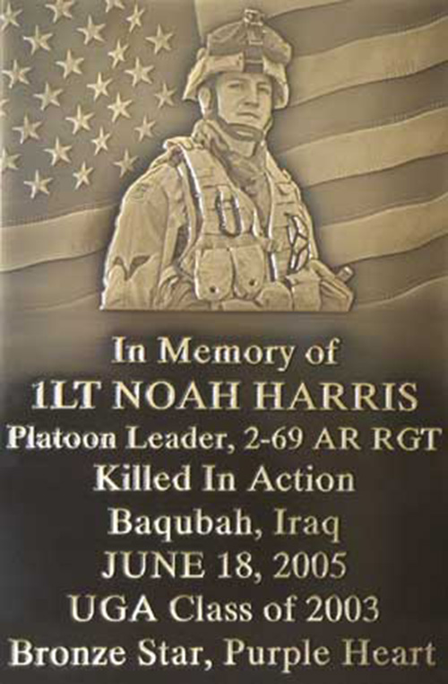 military plaques, custom military plaque, bronze military plaque
