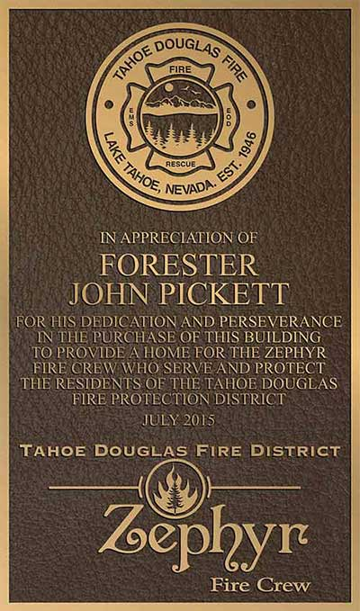 firefighter plaque fire department plaque fireman plaque
